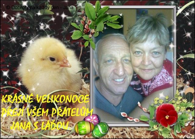 Přeji všem dobroťákům krásné Velikonoce!!
