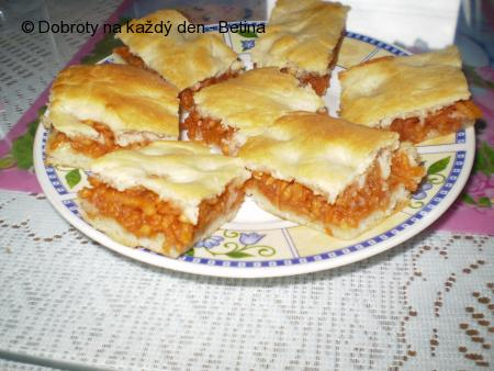Jablečné řezy-rumunské