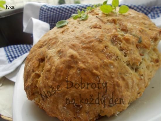 Chléb - Damper. ze země klokanů