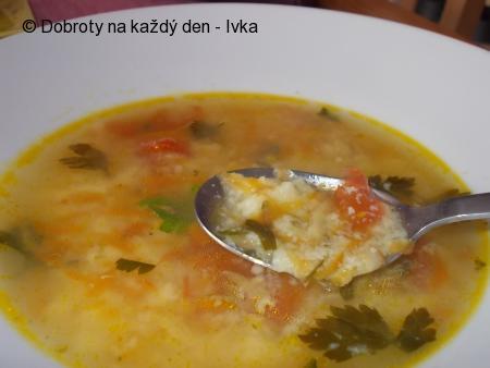 Rychlá a zdravá polévky ze zeleniny a zázvoru