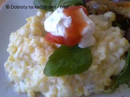Rychlý letní bramborový salát