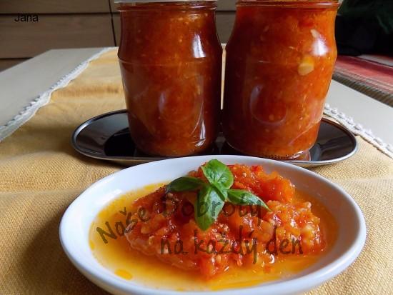 Pikantní směs na špagety