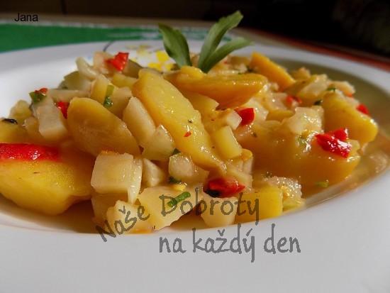 Slezský salát