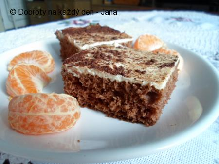 Mandarinkové kostky