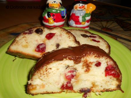 Mikulášský chlebíček