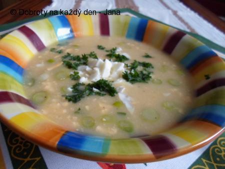 Staročeská polévka