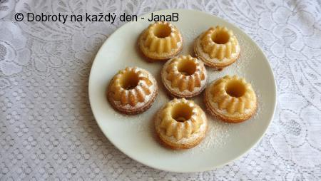 Muffinkové bábovičky