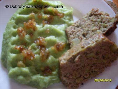 Sekaná s brokolicí