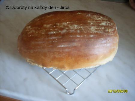 Chleba ze zakysanky