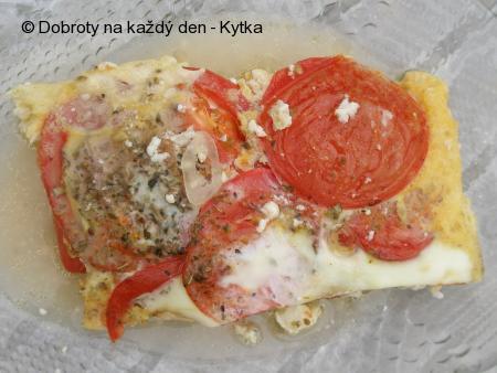Bulharská zapečená rajčata