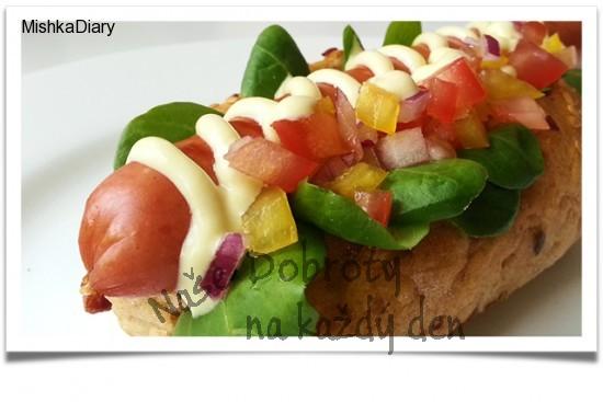 Hot dog podle mě