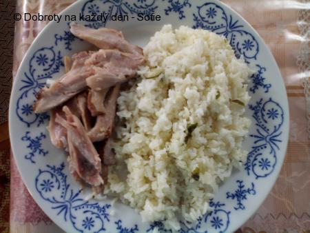 Libečková rýže