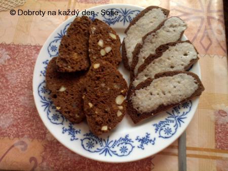 Chlebíček - hřbet z bílků