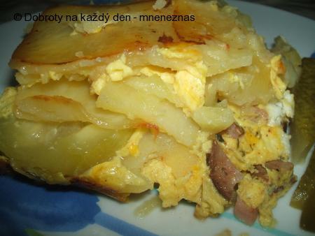 Zapékané brambory