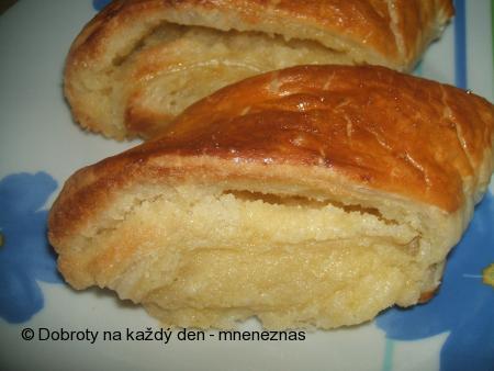 Gata - drobenkový závin - Arménská kuchyně