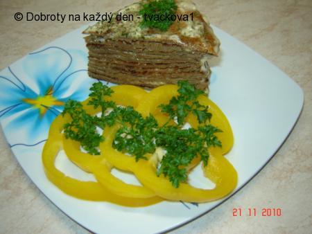 Játrový dort