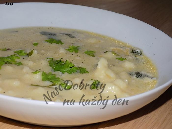 Ostravská polévka