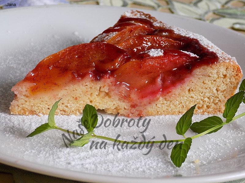 Blumový koláč