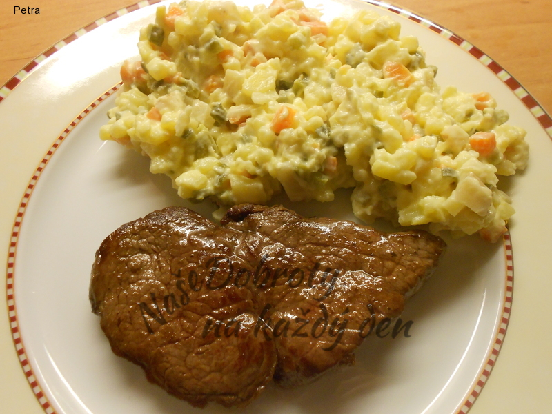 Steaky z argentinské svíčkové