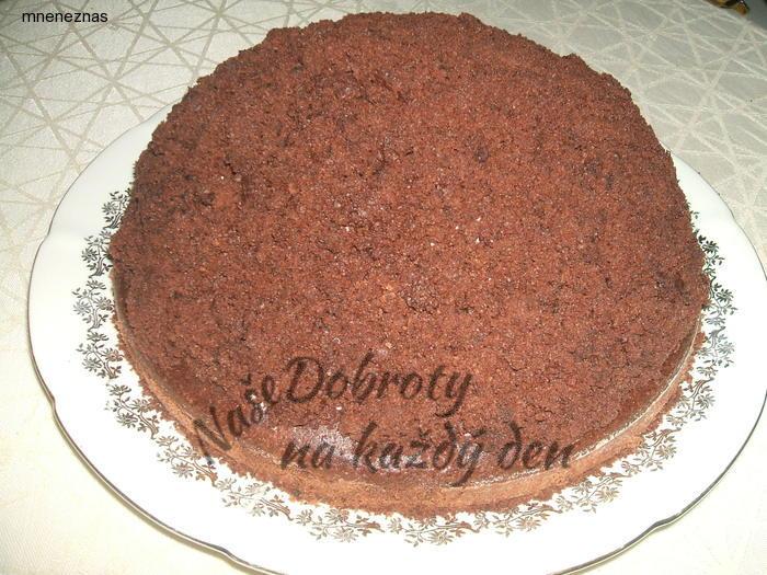 Krtkův dort