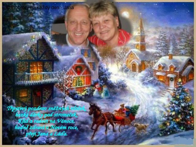 Krásné Vánoce, lidičky!! Užíjte si klid, vánoční pohodičku a vše, co k Vánocům patří:-)