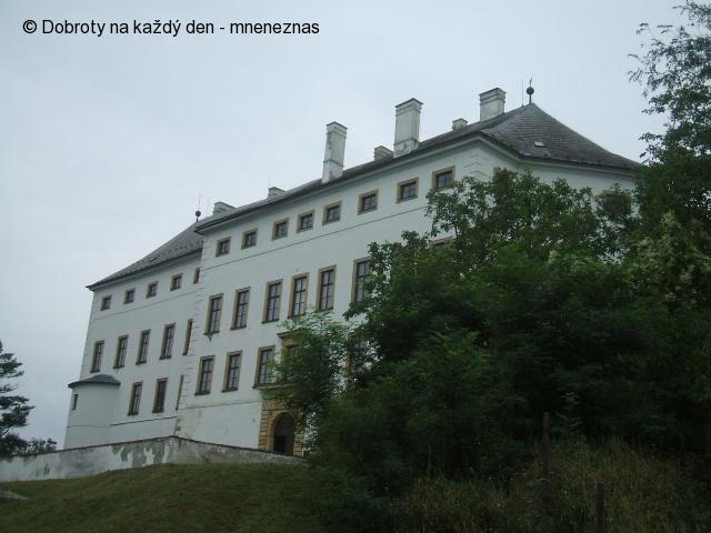 Lovecký zámek Úsov