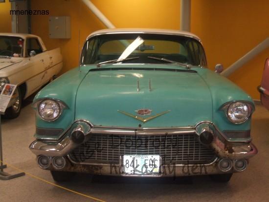 Veteráni - americká auta