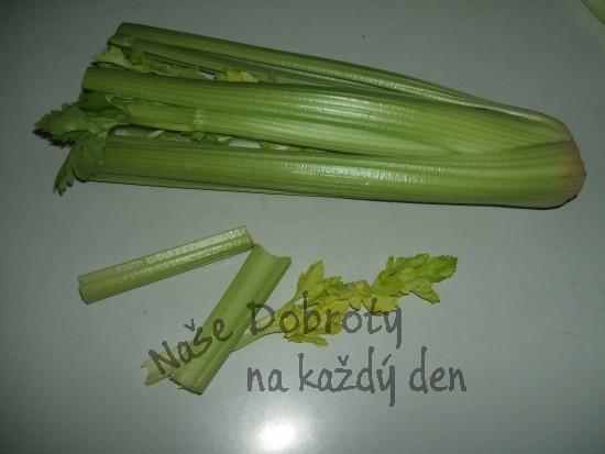 Celer řapíkatý