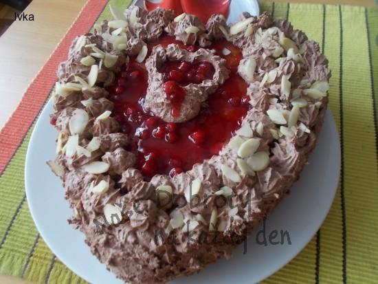 Valentýnské srdce na  14.2 všem  lidičkám