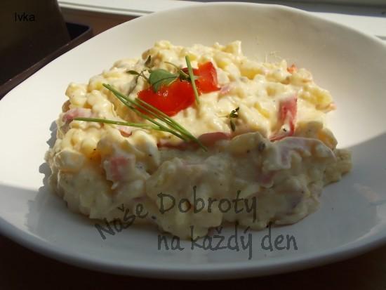 Rychlý bramborový salát