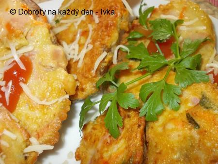 Barevné  a rychlé smaženky ze zeleniny a brambor
