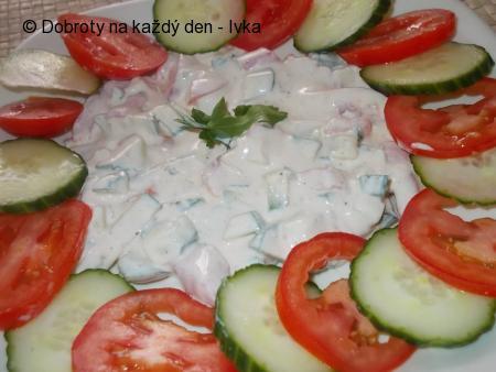 Odpolední  zeleninová a zdravá svačinka