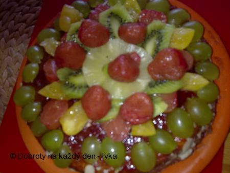 Ovocná pochoutka na horké dny