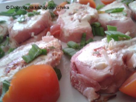 Sýrové terčíky se sušenými rajčaty