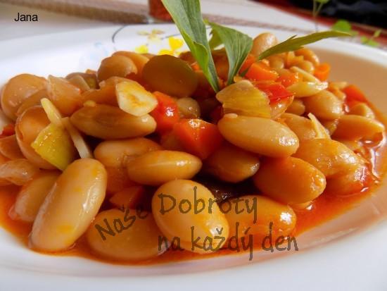 Pilaki - pikantní fazole