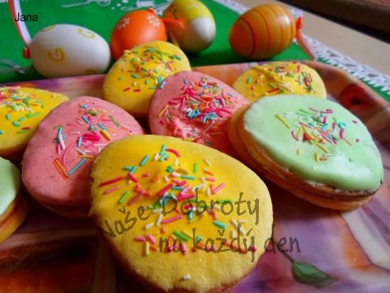 Veselá velikonoční vajíčka