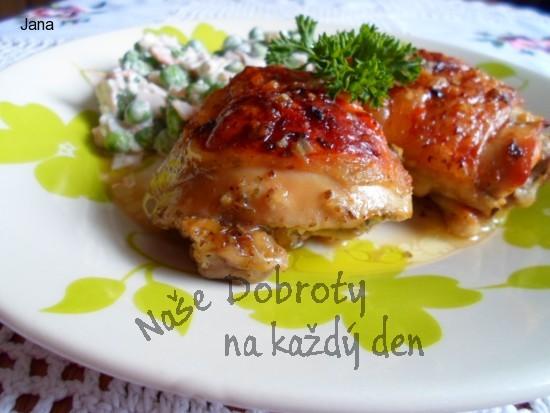Chalupářské marinované kuře