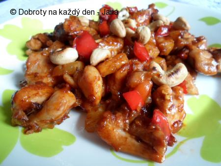 Kuře sweet and sour
