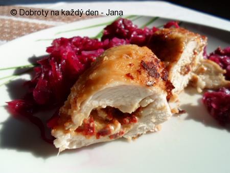 Olomoucké kuřecí prsíčko