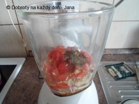 Rajčatové makaróny