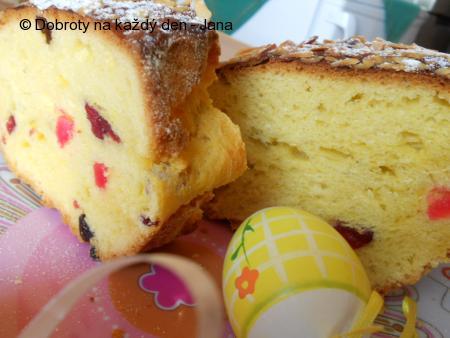 Velikonoční Colomba