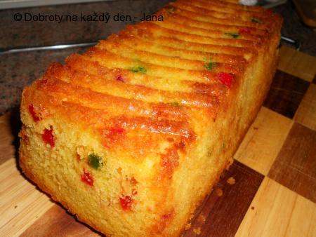 Tvarohový chlebíček