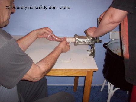 Klobásky z Orlové