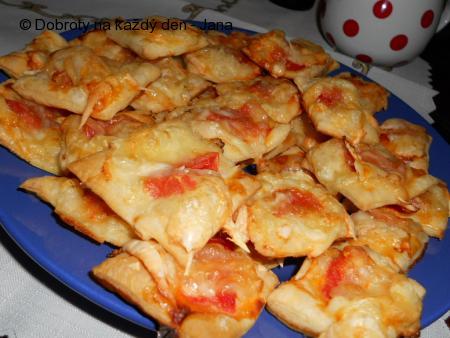 Jednohubky se sušenými rajčaty