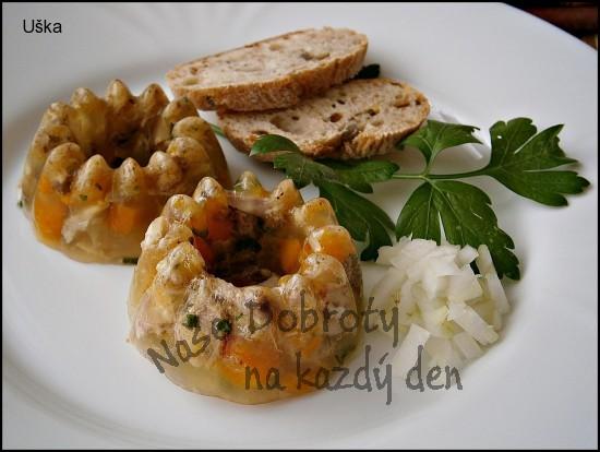 Sulc - huspenina z kuřecí polévky, za pár korun