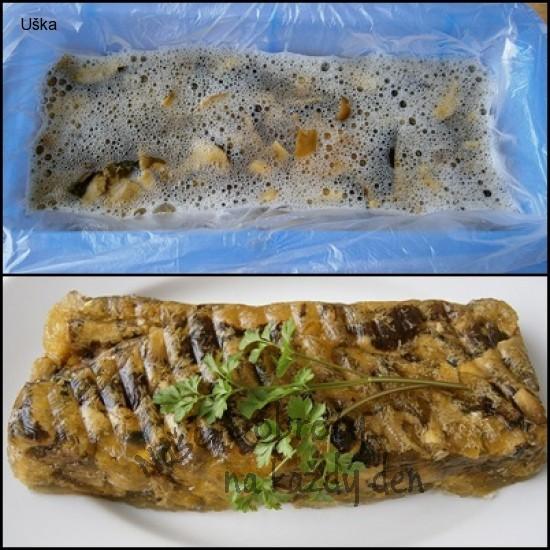 Sulc-huspenina z hříbků