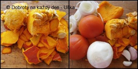 Hokkaido-zeleninový krém