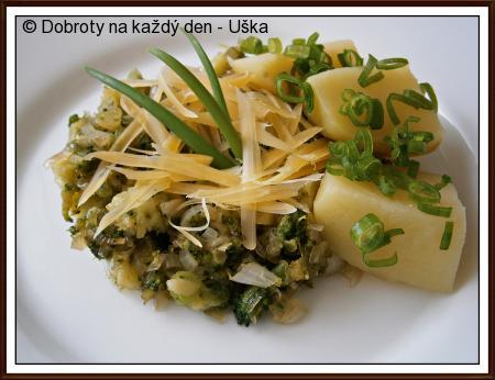 Brokolice netradičně