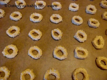 Vanilkové věnečky - rohlíčky