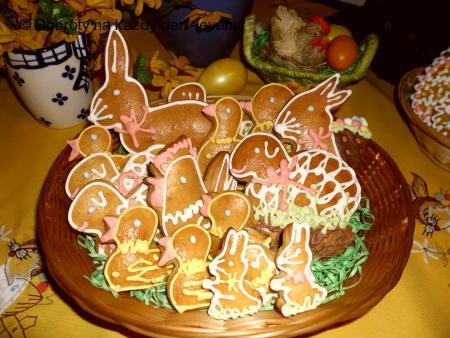Velikonoční perníčky